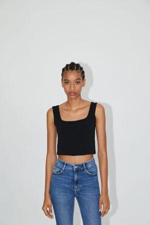 Zara Jeans hi rise sculpt