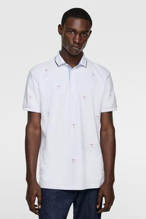 Zara Polo bordados
