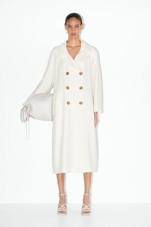 Zara Mujer Bolsas - Bolso saco