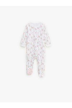 Zara Bebé Pijamas - Pack dos pijamas jirafa