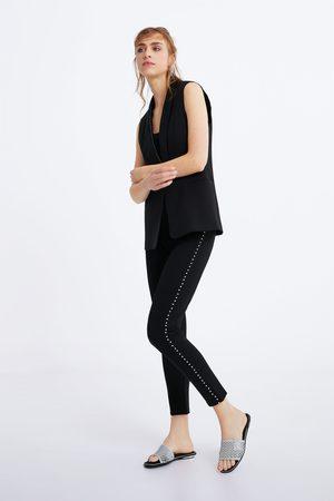 Zara Legging apliques