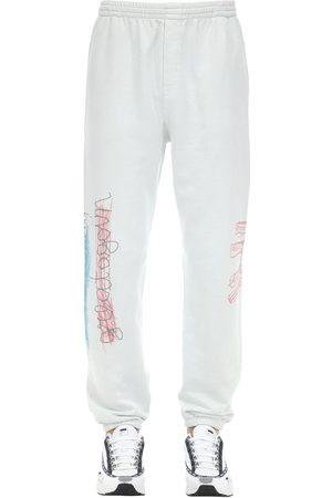 KLSH - KIDS LOVE STAIN HANDS Pantalones Deportivos De Algodón Estampados