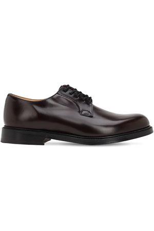 Church's Zapatos Con Cordones De Piel