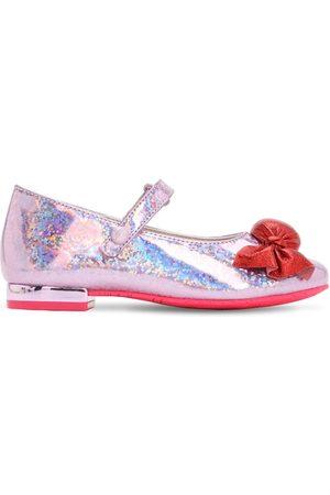 """SOPHIA WEBSTER Zapatos """"bonbon"""" De Piel Glitter"""