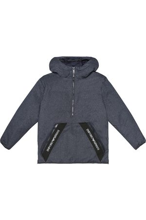 Emporio Armani Down hooded jacket