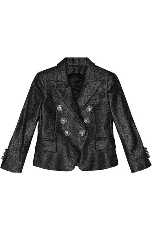 Balmain Wool-blend blazer