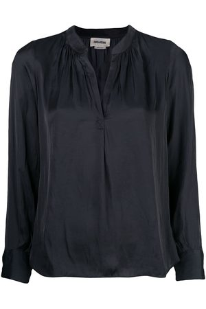 Zadig & Voltaire Blusa tipo túnica Tink