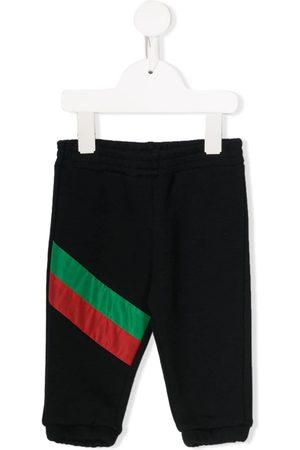 Gucci Joggers con detalle de rayas