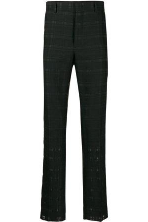 Fendi Hombre De vestir - Pantalones a cuadros