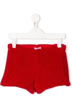 Il gufo Shorts texturizados