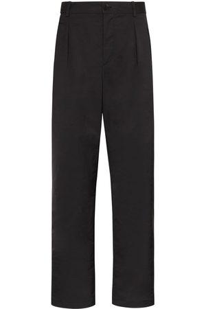 VALENTINO Pantalones rectos con pinzas