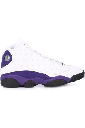 Nike Hombre Tenis - Zapatillas Air Jordan Retro 13 Lakers