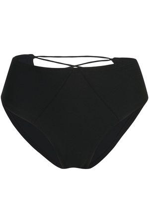 Kiki de Montparnasse Bikini bottoms con tiro alto
