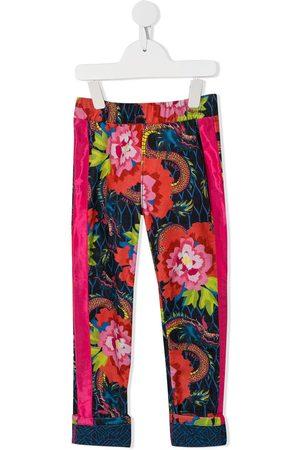 Kenzo Niña Leggings y treggings - Leggins con estampado floral