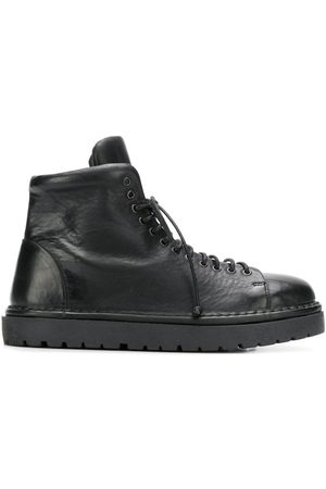 MARSÈLL Flatform lace-up boots