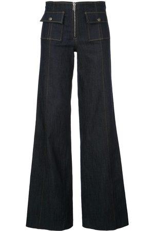 Cinq A Sept Pantalones largos Azure