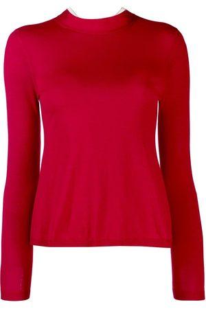 RED Valentino Suéter cuello alto