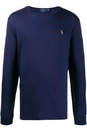 Polo Ralph Lauren Suéter con logo bordado