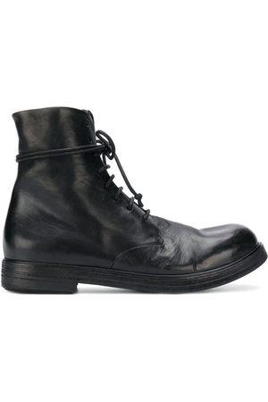 MARSÈLL Hombre Botas y Botines - Botas militares con cordones