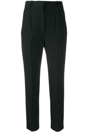 Alexander McQueen Mujer De vestir - Pantalones de vestir con tiro alto