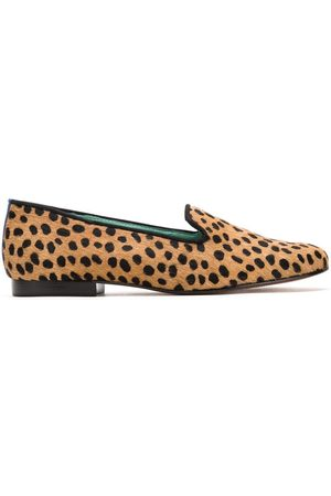 Blue Bird Shoes Mujer Mocasines - Mocasines con animal print