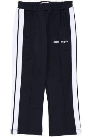 Palm Angels Pantalones Deportivos De Techno