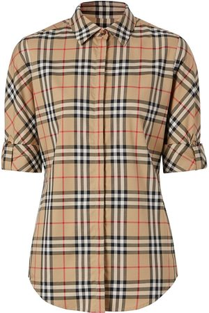 Burberry Mujer Camisas - Vintage check shirt