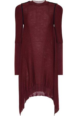 Stella McCartney Asymmetrical wool dress