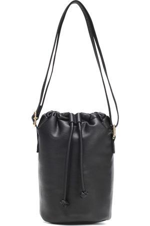 Nanushka Bosc faux-leather shoulder bag