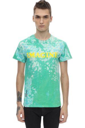 DARKOVELI Hombre Playeras manga larga - Camiseta De Algodón Jersey Con Mangas Largas