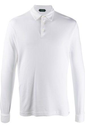 ZANONE Jersey con diseño de polo