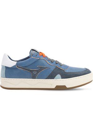 """Mizuno Sneakers """"saiph 3 Nu"""" De Piel Y Ante"""