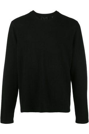 Vince Suéter ajustado con mangas largas