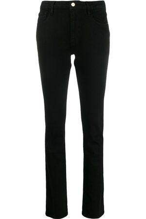 Frame Jeans rectos Sylvie Slender