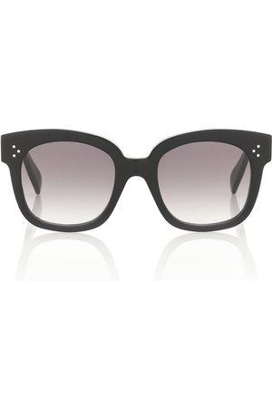 Céline D-frame acetate sunglasses