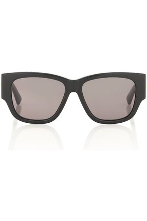 Bottega Veneta D-frame acetate sunglasses