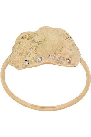 Pascale Monvoisin Mujer Anillos - 9kt yellow gold IZIA N1 ring