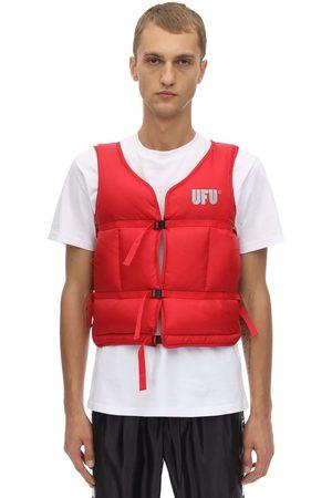 UFU - USED FUTURE Chaleco Acolchado Estilo Salvavidas