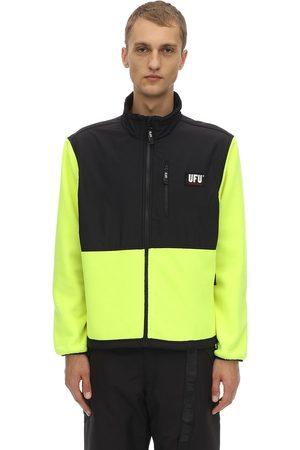 UFU - USED FUTURE Chaqueta Color Block Con Cremallera