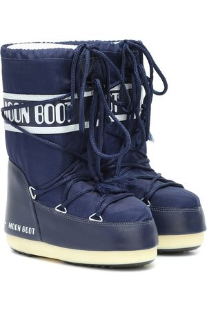 Moon Boot Kids Nylon snow boots