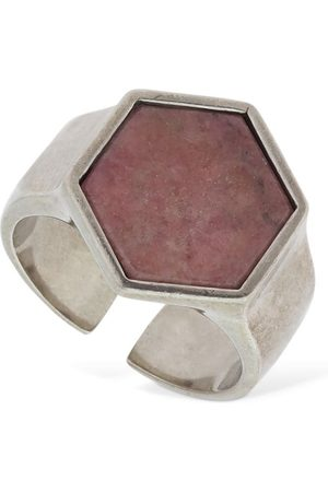 "Isabel Marant Anillo ""golden Mother"" Hexagonal"