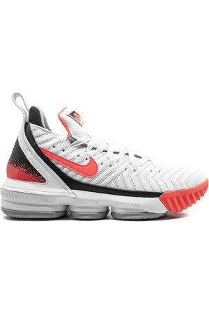 Nike Tenis altos LeBron 16 Hot Lava
