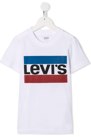 Levi's Playera con logo estampado