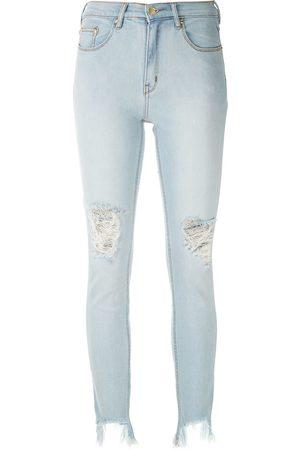 Pantalones Entubados Pantalones Y Jeans Para Mujer Fashiola Mx Pagina 4