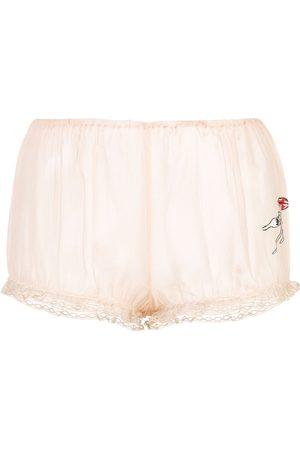 Kiki de Montparnasse Pantalones bloomers de x Caroline Vreeland