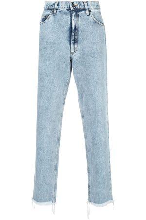 DUOltd Jeans rectos con tiro medio