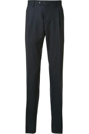 LARDINI Pantalones de vestir con tiro alto