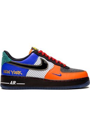 Nike Tenis Air Force 1 Low '07 What The NY