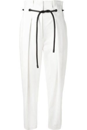 3.1 Phillip Lim Mujer Pantalones y Leggings - Pantalones Origami con pliegues