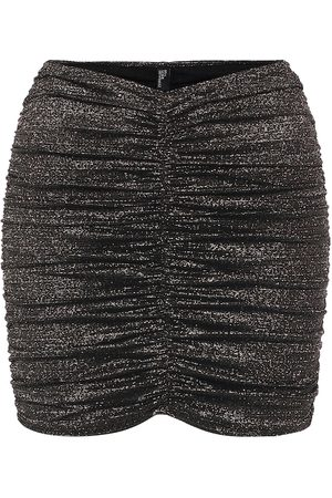 Lisa Marie Fernandez Ruched miniskirt